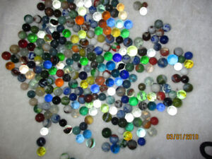 VINTAGE MARBLES FOR SALE - SERIOUS COLLECTORS ONLY ! AURORA ON!!