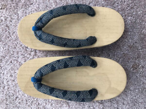 Japanese slippers from Japan new