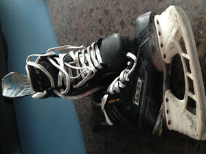 Bauer MX3 Total One