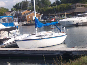Columbia 7.6 Sailboat for sale or trade