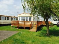 Static caravan 6 birth. For sale . On the chase Ingoldmells .