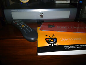 TIVO Series 2 PVR with Lifetime Subscription - $100 OBO