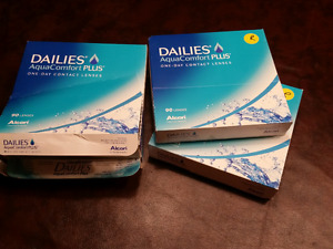 Daily Contact Lenses -2.25 and/or -2.50 Prescription Lenses