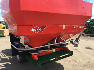 Used Kuhn Axis Fertilizer Spreaders Choice of 3