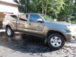 2013 Tacoma 4x4, Double Cab, TDR sport package