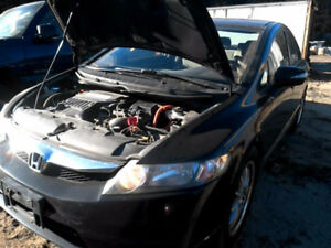 Honda Civic 2009 HYBRID Parts Available (J03144)