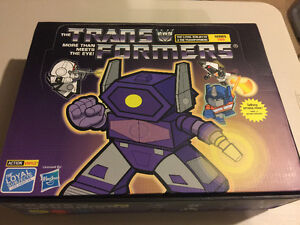 The Loyal Subjects Transformers Series 2 Full Display Flat MISB Cambridge Kitchener Area image 2