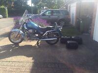 Moto Guzzi California EV V11 (Not Harley Davidson)