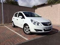 Corsa D 2010 very low mileage