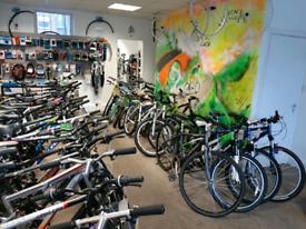 London Road Cycles/bicycles/hybrid/mtb/mountain bike