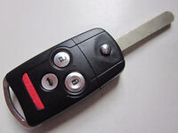 New Acura OEM Remote Keyless Entry Fob Key switchblade