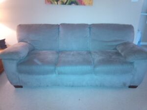 Free Couch - Great for a Basement or Man Cave