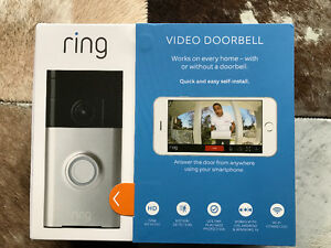 Ring Video Doorbell NEW