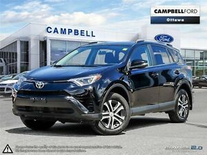 2016 Toyota RAV4 LE AWD BACK UP CAMERA