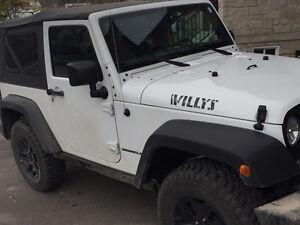 2016 Jeep Wrangler Willys Wheeler Other