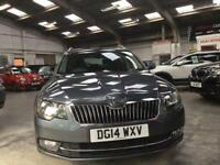 Skoda Superb Elegance Tdi Cr Dsg Estate 2.0 Semi Auto Diesel