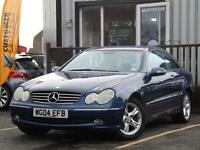 2004 Mercedes Benz CLK 270 CDi Avantgarde 2dr Auto 2 door Coupe