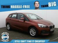 2019 BMW 2 Series 218I SE ACTIVE TOURER Hatchback Petrol Manual