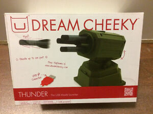 USB Foam Missile Cannon (NEW)