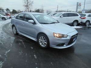 2015 Mitsubishi Lancer SE CVT Peterborough Peterborough Area image 8