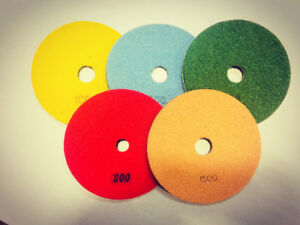 Protech Diamond Polishing Pads