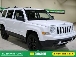 2012 Jeep Patriot Sport 4WD AUTO A/C GR ELECT MAGS