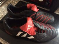 Adidas football boots size 5 £5
