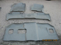 Chevy SUBURBAN 1500 – Floor liners by WheatherTech