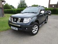 Nissan Navara 2.5dCi Pickup Double Cab Outlaw