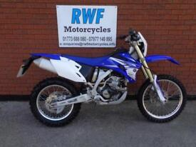 Yamaha WR 250 F, 2012 MODEL, ONLY 1 OWNER FROM NEW, 12 MONTHS MOT