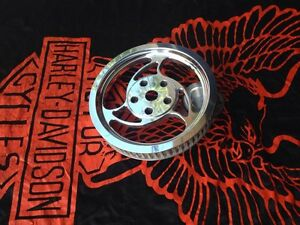 HD 65 Tooth Chrome Pulley Windsor Region Ontario image 1
