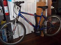 18 speeds mountain bike