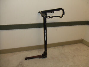 Hitch mounted Two Bike Carrier
