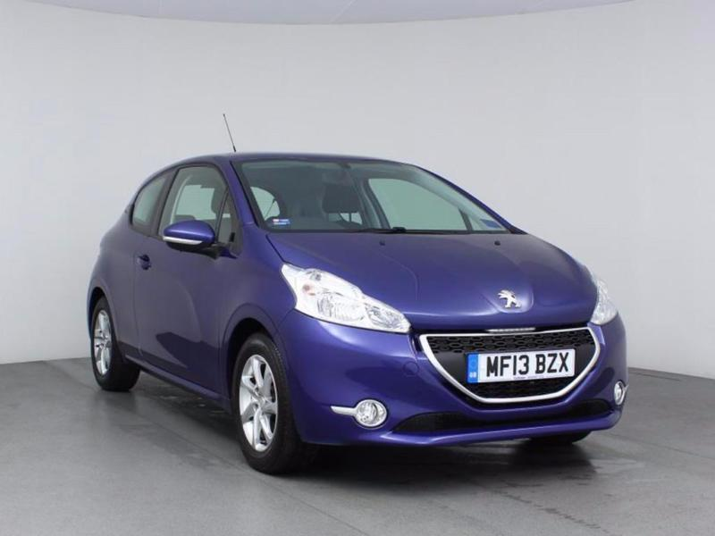 2013 PEUGEOT 208 1.2 VTi Active Bluetooth GBP20 Tax 1 Owner Cruise