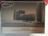 Samsung surround sound/ DVD player