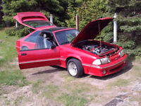 1988 Mustang GT T-tops $4000 OBO trade for truck 4x4