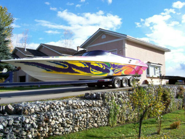 Used 2001 Fountain Powerboats Lightning