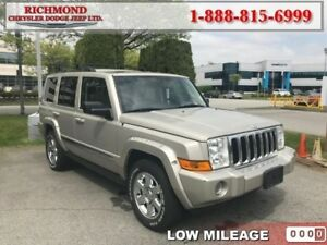 2007 Jeep Commander Limited  - Low Mileage