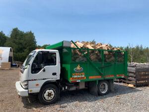 KEN'S FIREWOOD * firewood for sale / bois de chauffage a vendre
