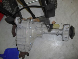 Looking for 1999-2006 GM 8.25 front diff, 3.42 gear or GU6 code
