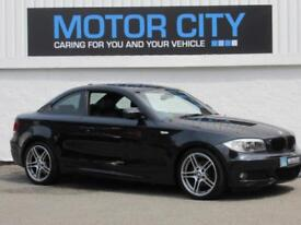 2013 BMW 1 SERIES 118D SPORT PLUS EDITION COUPE DIESEL