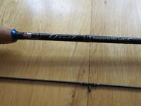 Abu fishing rod