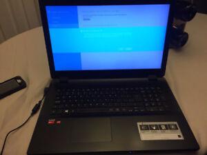 Acer Laptop - Acer E 17 E5-721-47M5