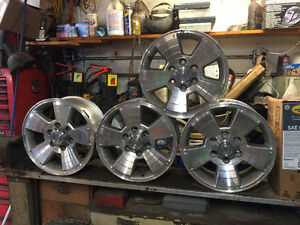 "Toyota 4Runner/Tacoma Wheels – 17"" x 7.5"""