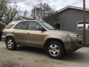 2005 Acura MDX - 7 Passenger, No Major Accidents & Sunroof