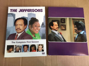 The Jeffersons The Complete First Season 13 Episodes DVD 2-Disc