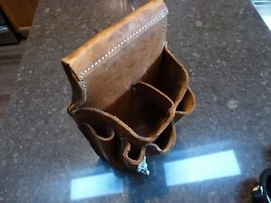 LEATHER TOOL POUCH London Ontario image 3