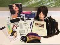 Hair Extension Training Course - Starting at $509