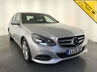 2014 MERCEDES-BENZ E220 SE CDI DIESEL 1 OWNER SERVICE HISTORY LEATHER INTERIOR