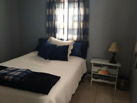 Two Bedroom Duplex Apartment Furnished-All included!